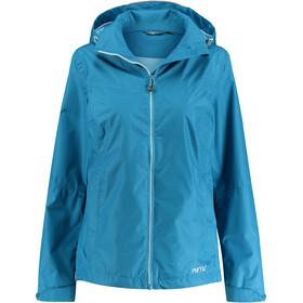 Meru Arta Waterproof 2 Layer Jacket Women blue saphire
